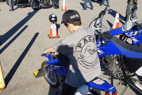 Blackstock Motorsports Inc. Riders Group 2