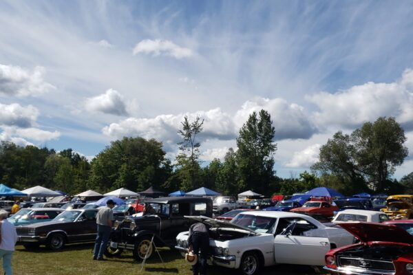 Kirkfield Car Show 1