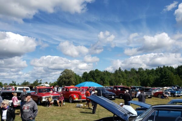 Kirkfield Car Show 2
