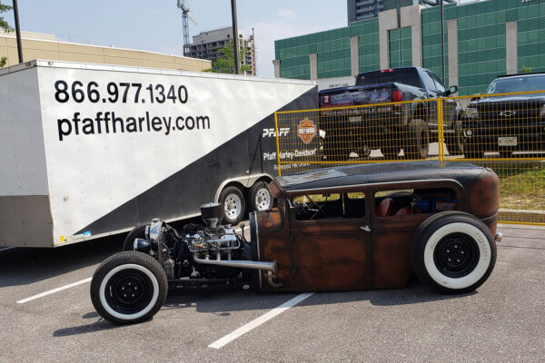 Pfaff Harley Davidson Uncaged 3