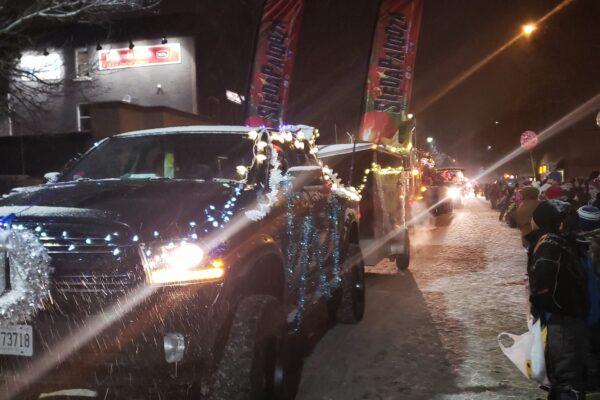 Santa Claus Parade - West Nipissing 2